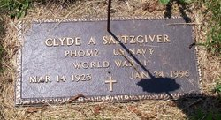 Clyde Archer Saltzgiver