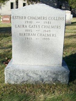 Laura May <i>Gates</i> Chalmers