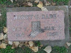Henry C Bade