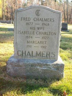 Isabelle <i>Charlton</i> Chalmers