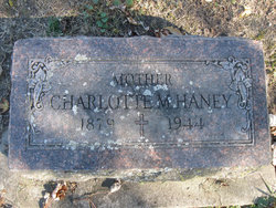Charlotte Maria <i>Hunter</i> Haney