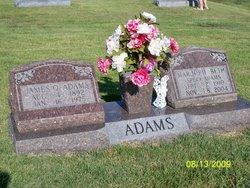 James Oscar Os Adams