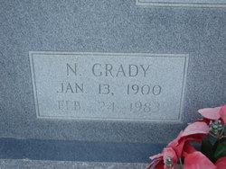 Norman Grady Flake