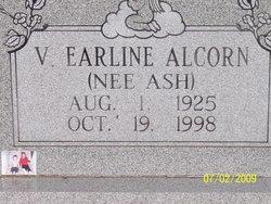 V. Earline Alcorn