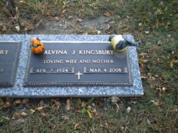 Alvina J Kingsbury