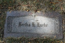 Bertha E. Luehr