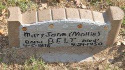 Mary Jane Mollie Belt
