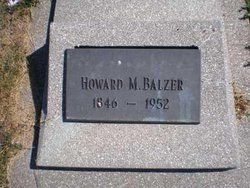 Howard M Balzer