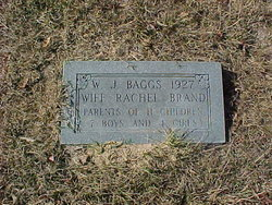Rachel <i>Brand</i> Baggs