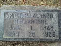 Richard Alando Ballantyne