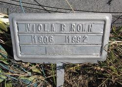 Viola Brown
