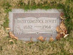 Daisy <i>Comstock</i> DeWitt