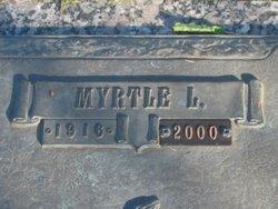 Myrtle Liddie Todie <i>Abbitt</i> Jolly