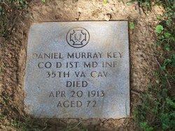 Pvt. Daniel Murray Key