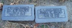 James Thomas Pop Brown