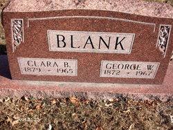 Clara Belle <i>Foltz</i> Blank