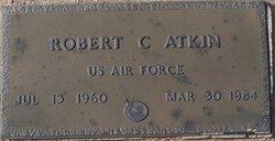 Robert C Atkin
