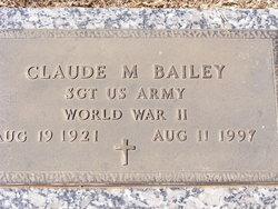 Claude Monroe Bailey