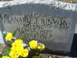 Bernard J Binyon