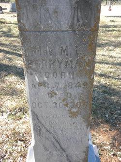 Mary L Mollie <i>Cook</i> Berryman
