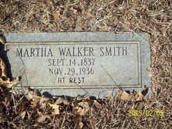 Martha <i>Walker</i> Smith