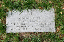George A Bell