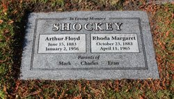 Rev Arthur Floyd Shockey
