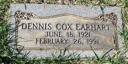 Dennis Cox Earhart