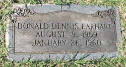 Donald Dennis Earhart