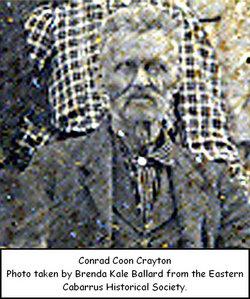Conrad M Coon Crayton