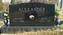 Annabel <i>Phelps</i> Alexander