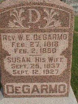 Susannah <i>Heidlebaugh</i> DeGarmo