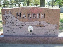 Jack Pershing Hadden