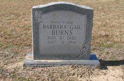 Barbara Gail Burns