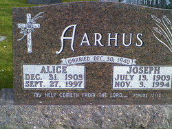 Joseph Hans Aarhus