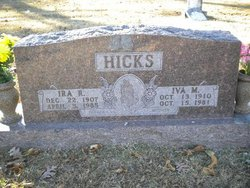 Iva M. Hicks