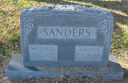 Mitchell Sanders