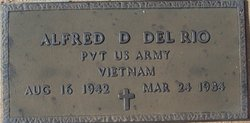 Alfred D Del Rio