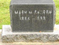 Mary M Church
