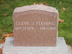 Cleve James Fleming