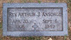 Rev Arthur J. Ansorge
