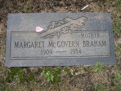 Margaret <i>McGovern</i> Braham