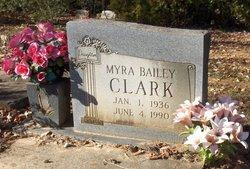 Myra Bailey Clark