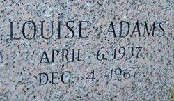 Louise Adams