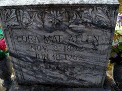 Lora Mae Allen