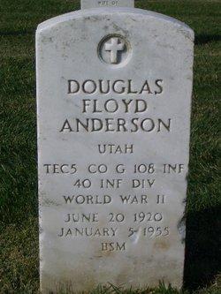 Douglas Floyd Dick Anderson