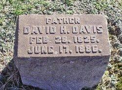 David H Davis