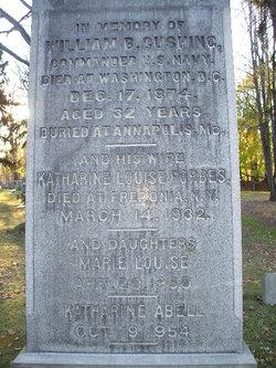 Katherine Louise Kate <i>Forbes</i> Cushing