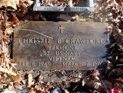 Christie Benjamin Crawford