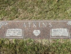 Kenneth F Atkins